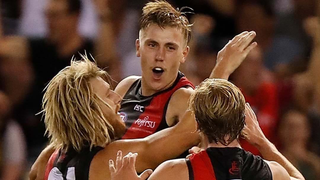 Three Young Bombers Sign Contract Extensions