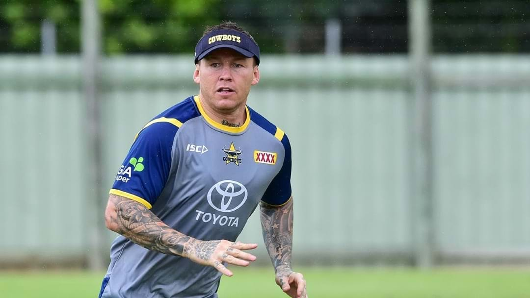 Todd Carney Signs For English Super League Club Hull K.R.