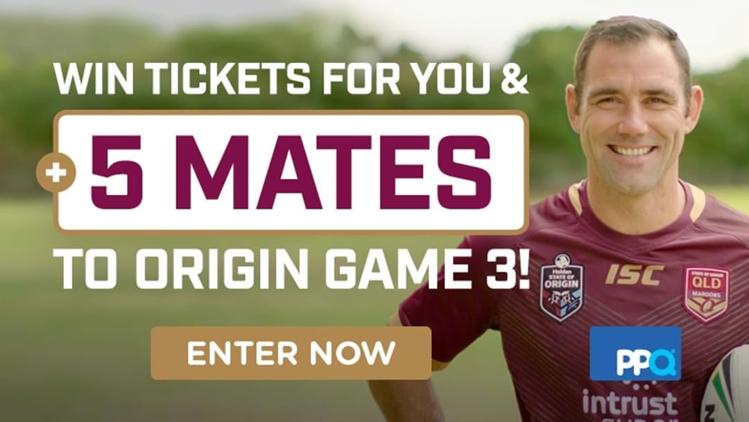 WIN the Ultimate Origin Prize for you & 5 mates thanks to PPQ!
