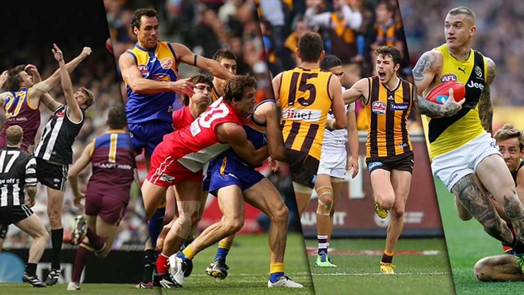 LISTEN | Joey Montagna Looks At The Evolution Of AFL Tactics