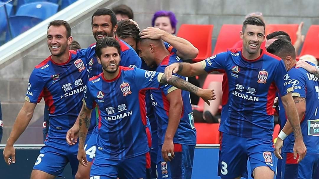 Transport Info on the best way to get to Newcastle Jets V Melbourne Victory GF!