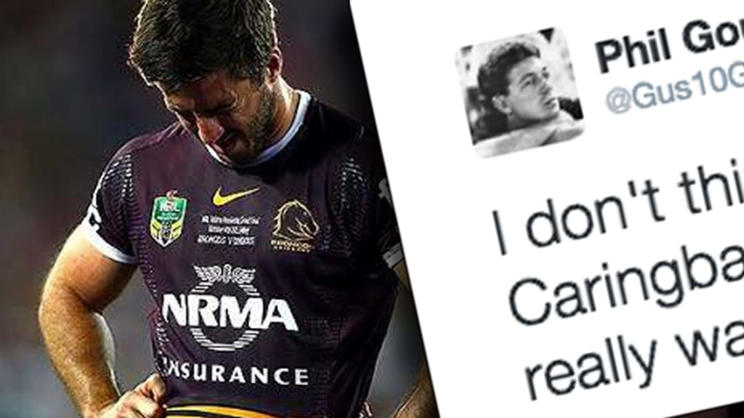 Broncos Ben Hunt Just Got Compared To A 3-Bedder In Caringbah