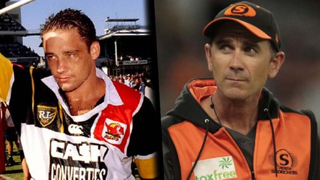 MG's Fascinating Yarn About Our New Australian Cricket Coach Justin Langer