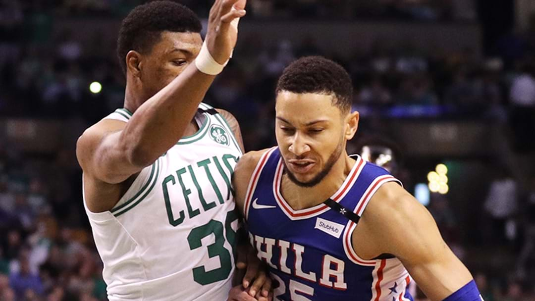 Simmons Has Horror Game In Loss To Celtics