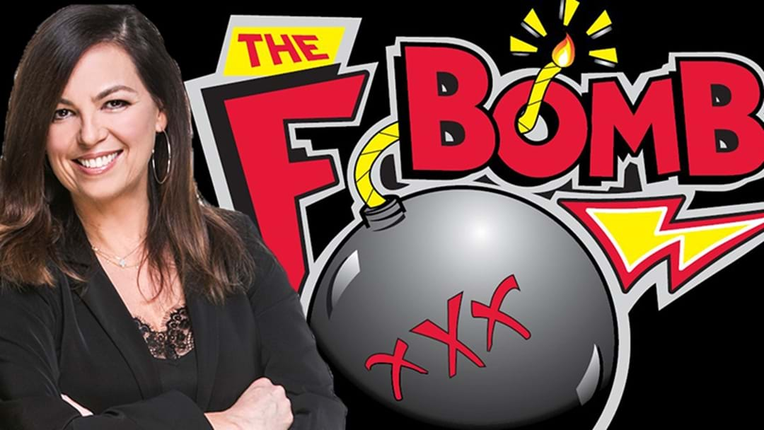 Jane Drops The F-Bomb LIVE On Air