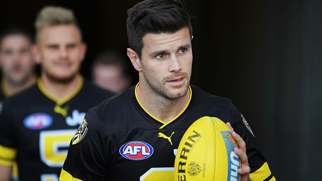 Trent Cotchin Out Of Fremantle Clash With Injury