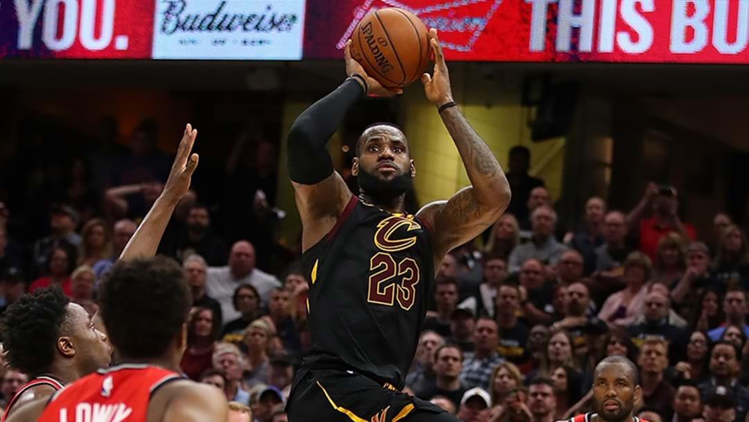 LISTEN | The Sunday Rub Team 'Speaks To LeBron James'