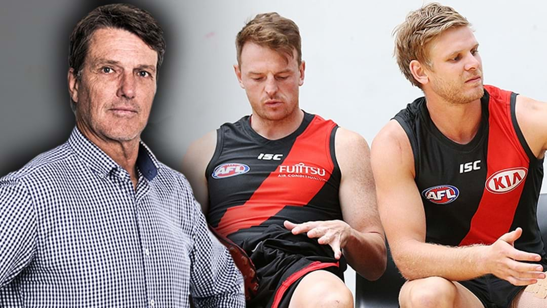 LISTEN | Paul Roos: Brendon Goddard & Michael Hurley Can't Play Down Back Together
