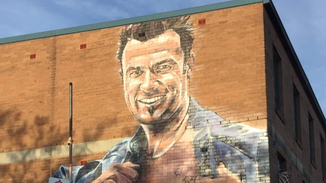 Big Black Shiny Bar: A Shannon Noll-Themed Pop-Up Is Opening In Sydney