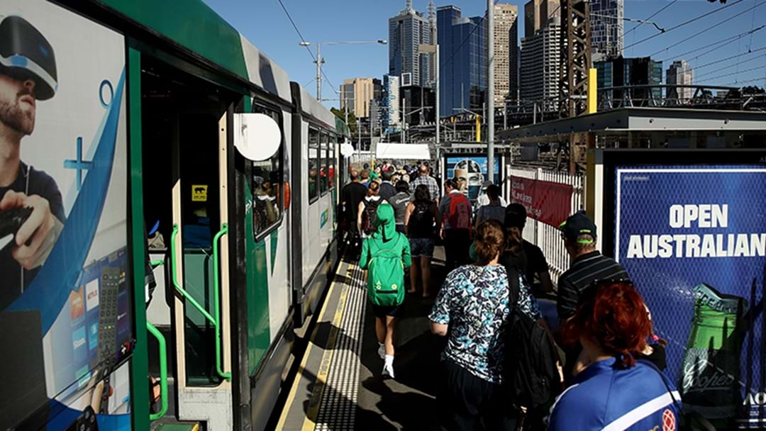 Melbourne's Free Tram Zone Will Be Extended Next Month