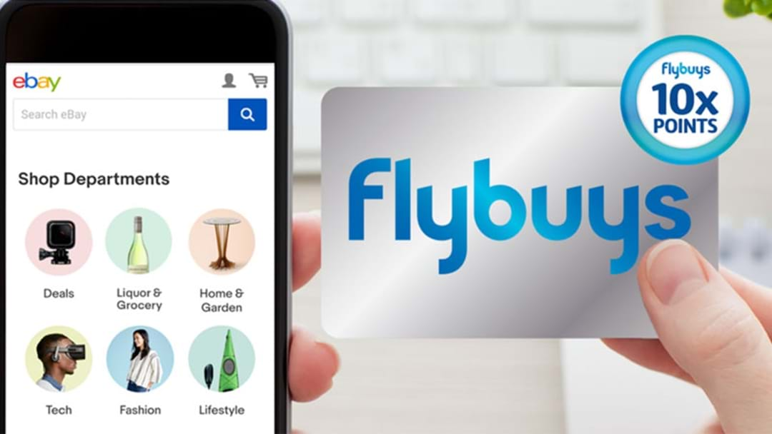 Flybuys Announces Partnership With eBay