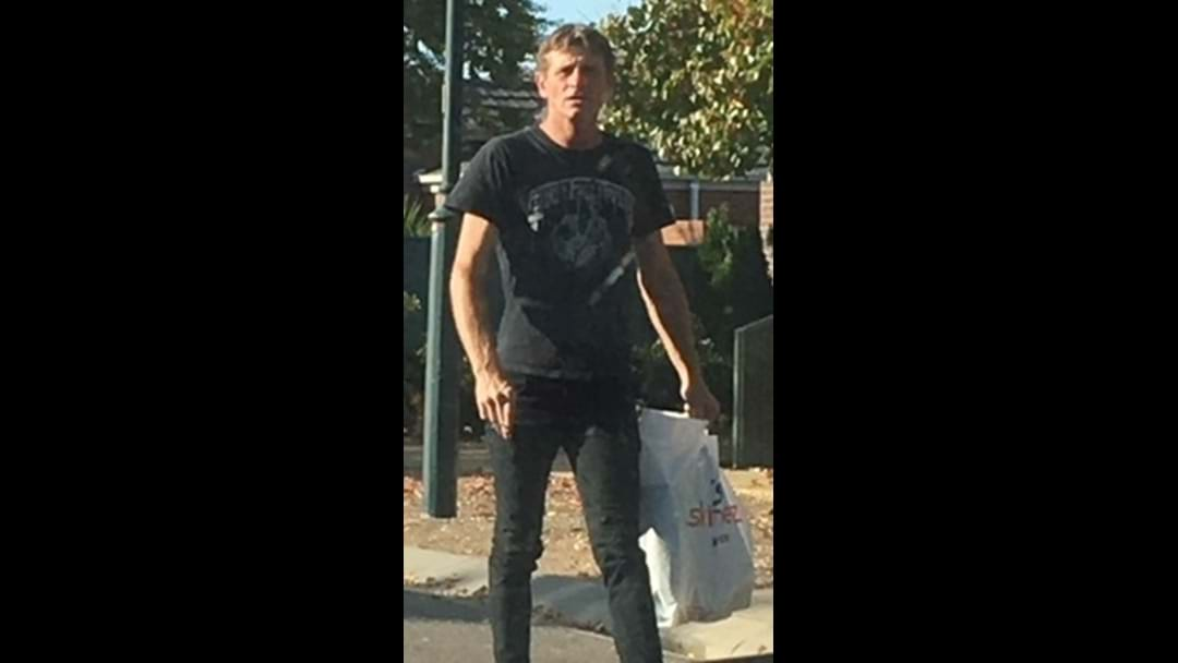 Police Search For Man Over Strathfieldsaye Stalking Incidents