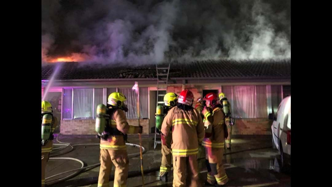 Wagga firefighters deal with three building fires in two days