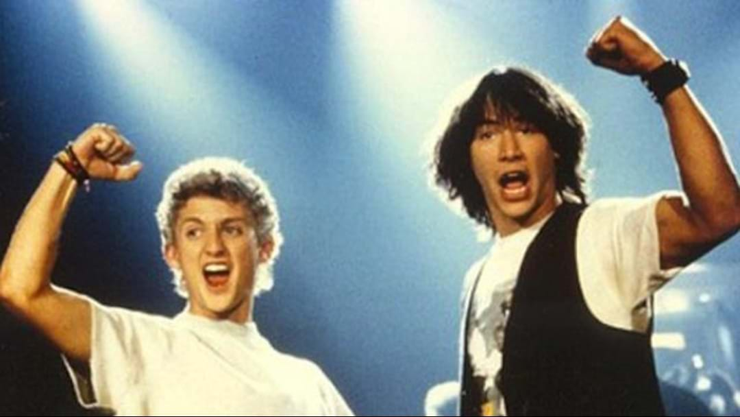Keanu Reeves Confirms Bill And Ted Are Going On Another Excellent Adventure