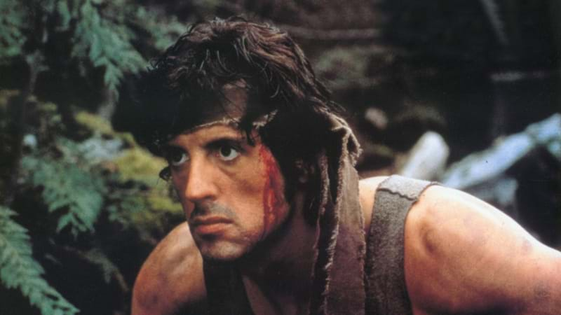 Sylvester Stallone returns to screens with Rambo V