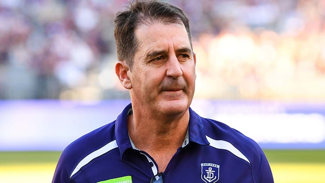 "Ross Lyon Says He ""Holds No Fear"" Over Misconduct Allegations"