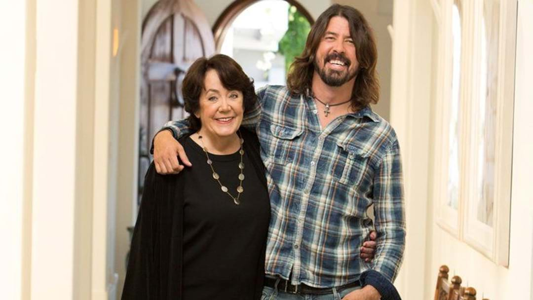 Foo Fighters Cancel Tour Dates And Dave's Mum Found Out On Kennedy Molloy