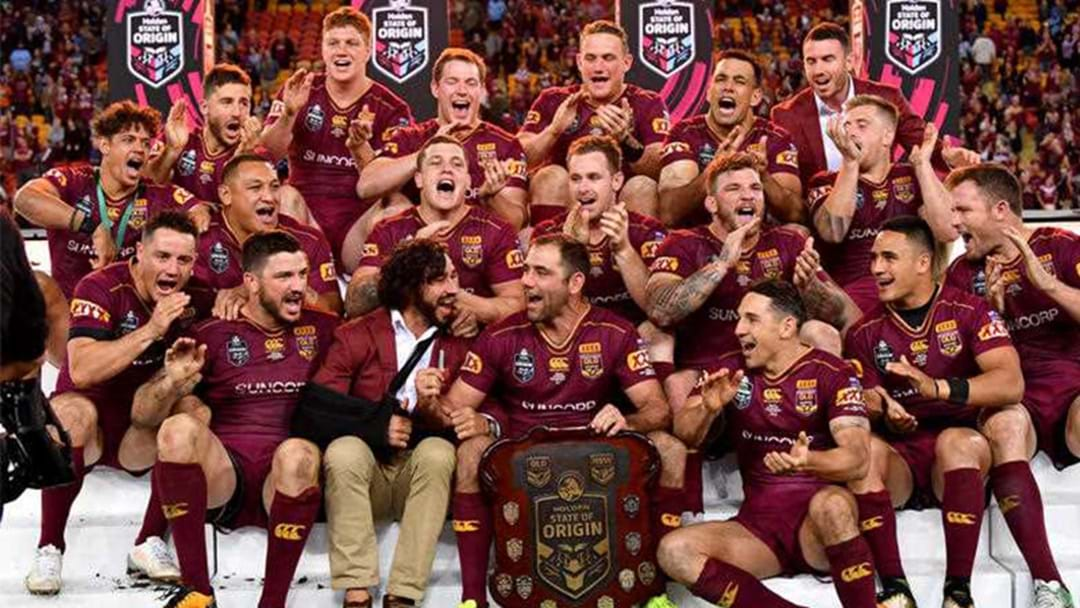 Queensland Legend Selects His Origin Forwards And Wingers