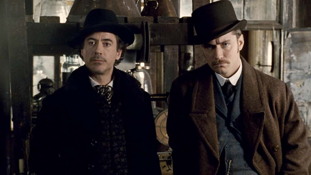 'Sherlock Holmes 3' Is Officially Happening With 2020 Release Date