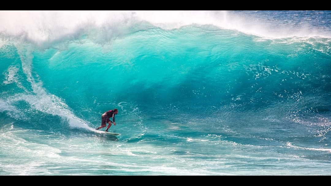 The Margaret River Pro to be competed in... Indonesia