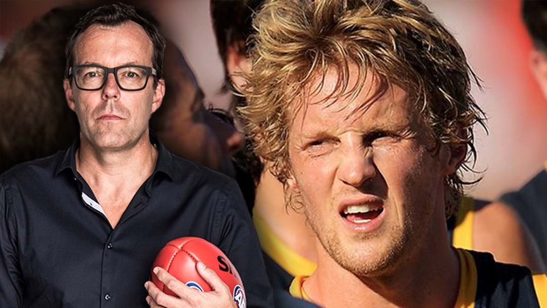"Damian Barrett Says There's A ""Genuine Fear"" That Rory Sloane's Injury Is Quite Severe"