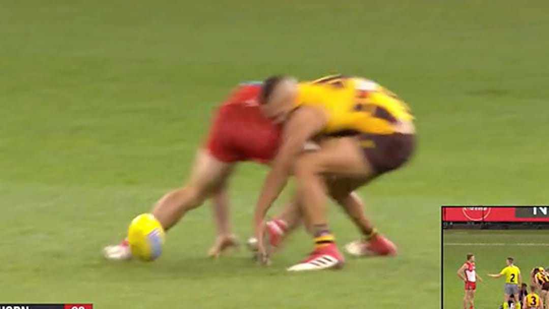 Luke Parker Cleared For Bump On Jarman Impey