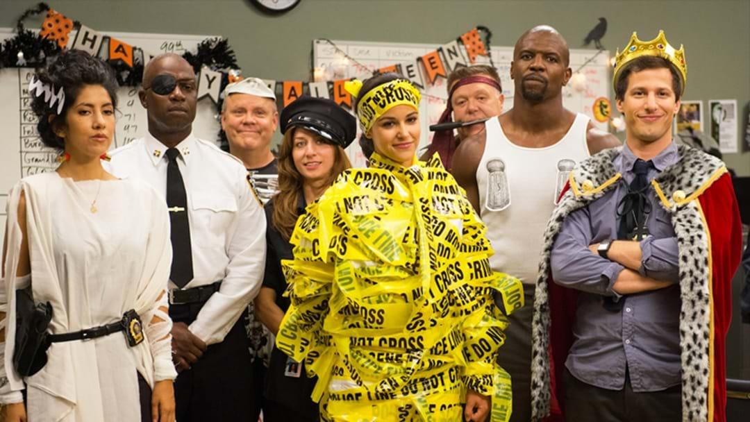 NBC Has Picked Up 'Brooklyn Nine-Nine' For Another Season
