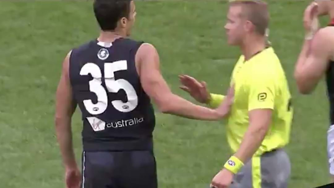 Both Curnow Brothers Sent Straight To The Tribunal For Umpire Contact