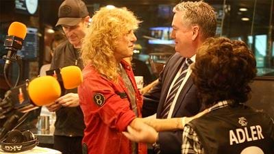 Gunners' Steven Adler On The Hot Breakfast
