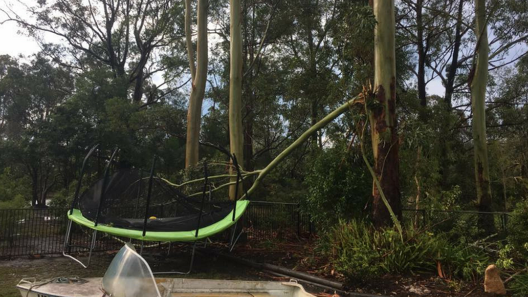 Clean Up Continues After Storms Hit Coffs Coast