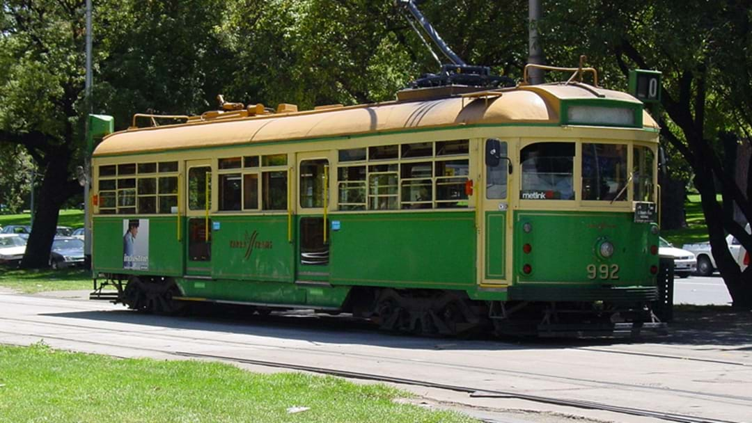 Melbourne's Old Trams Are Up For Grabs If You've Ever Wanted To Own One