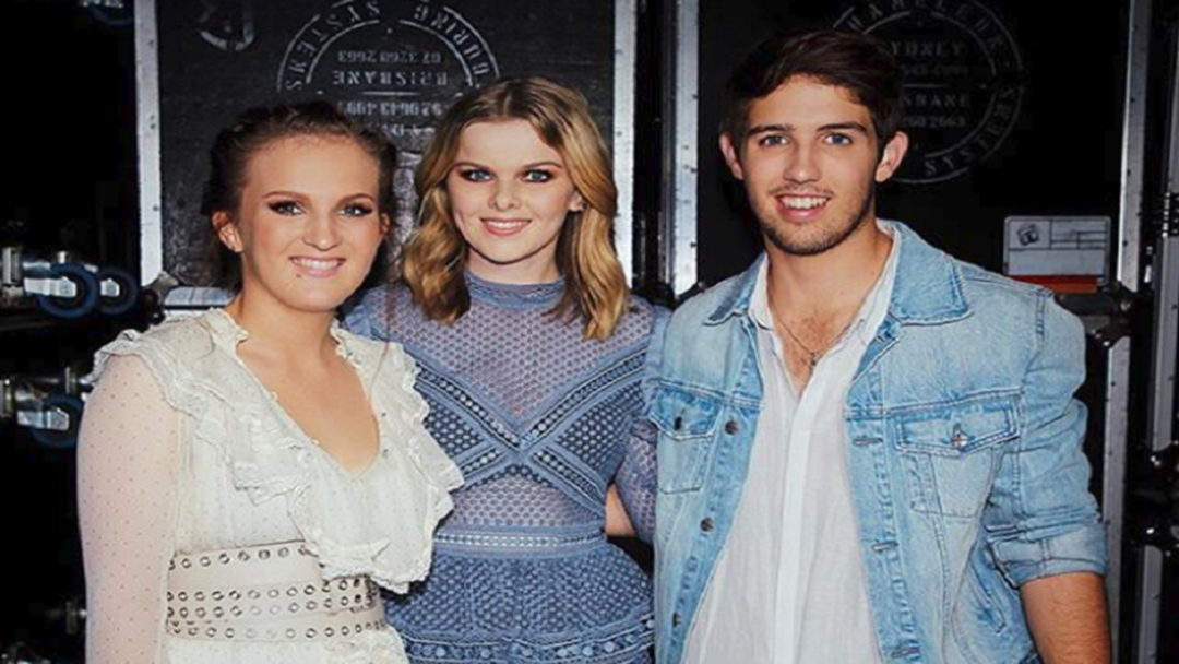 Charters Towers Trio Need Your Help To Continue On The Voice