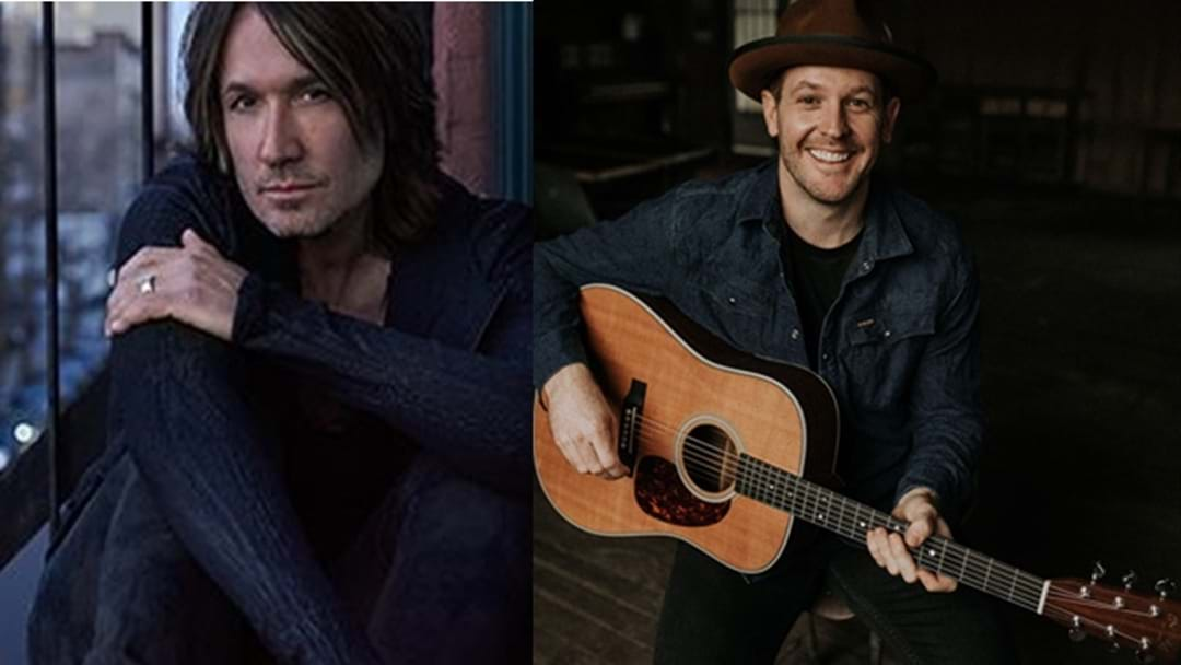 Keith Urban and Brad Butcher Winners