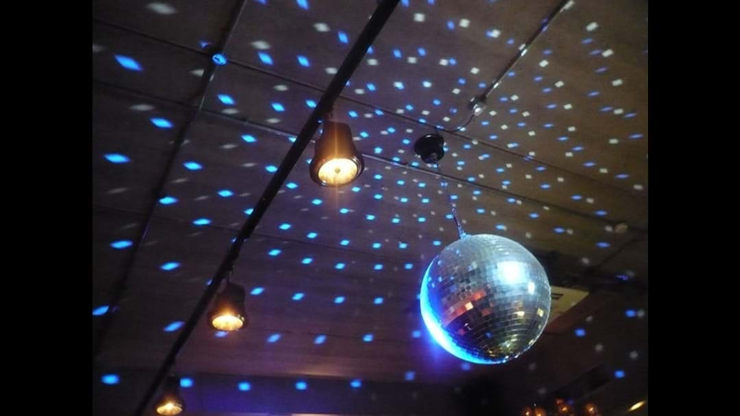 Kojonup Blue Light Disco