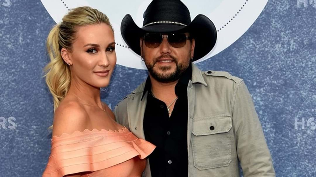 Baby Number Two is on the Way for Jason Aldean and Wife Brittany
