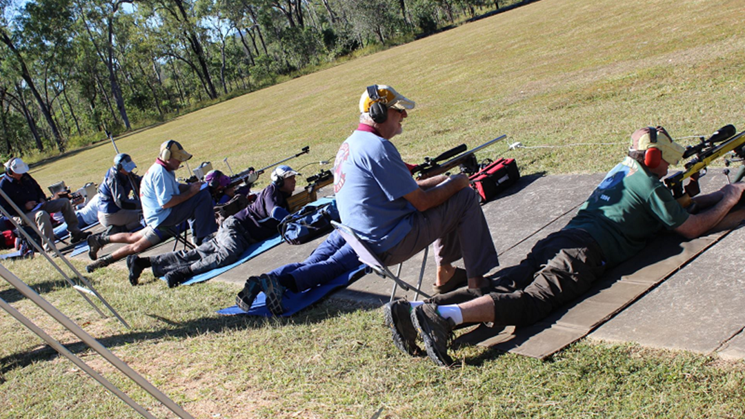 Pro Riflemen And Women In Townsville For National Competition