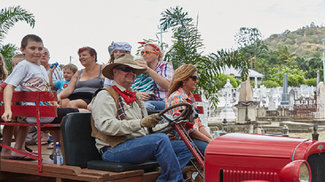 Take A Trip Down Memory Lane At Townsville's Heritage Day
