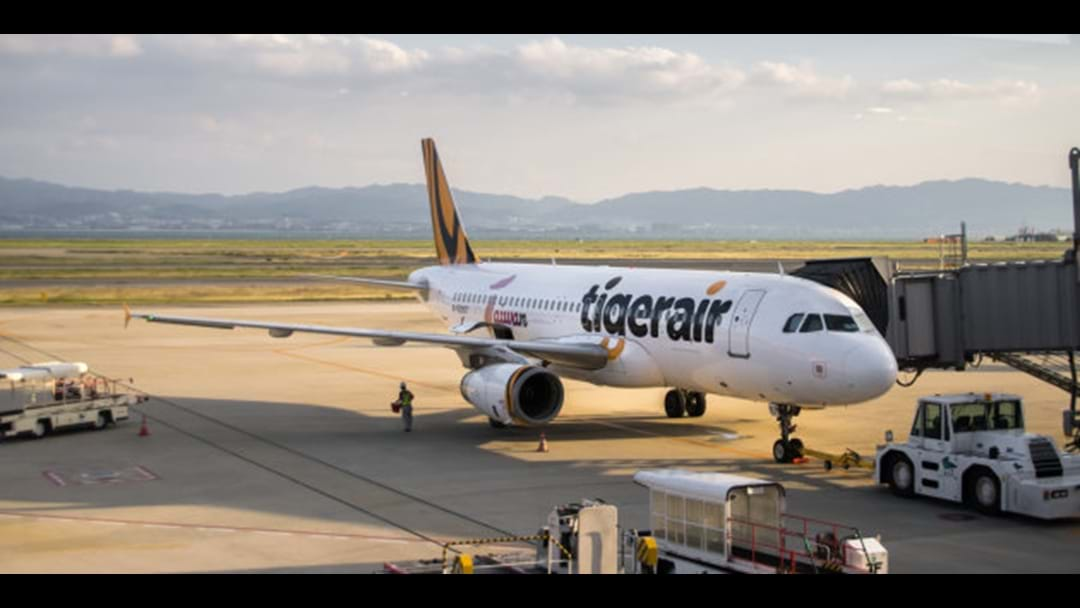 Tigerair Frantically Negotiating With Indonesian Government