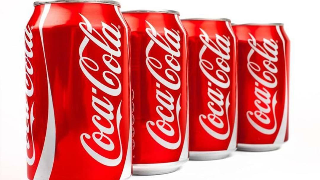 Coca-Cola To Cut Down On Sugar Content