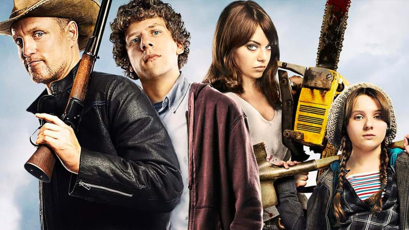 Article heading image for 'Zombieland 2' Planned For Release Next Year With The Original Cast To Return