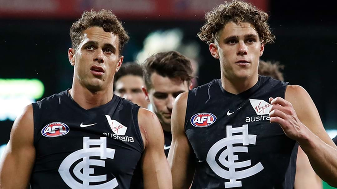 Mixed Results For Ed & Charlie Curnow At AFL Appeals Board
