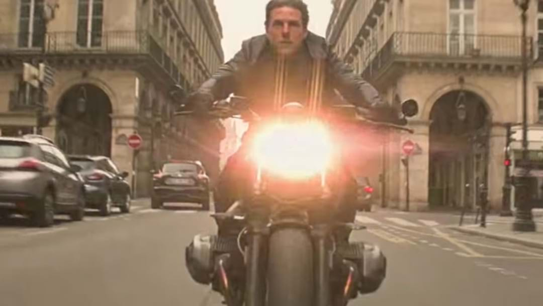Yet Another Mission: Impossible Trailer Has Dropped