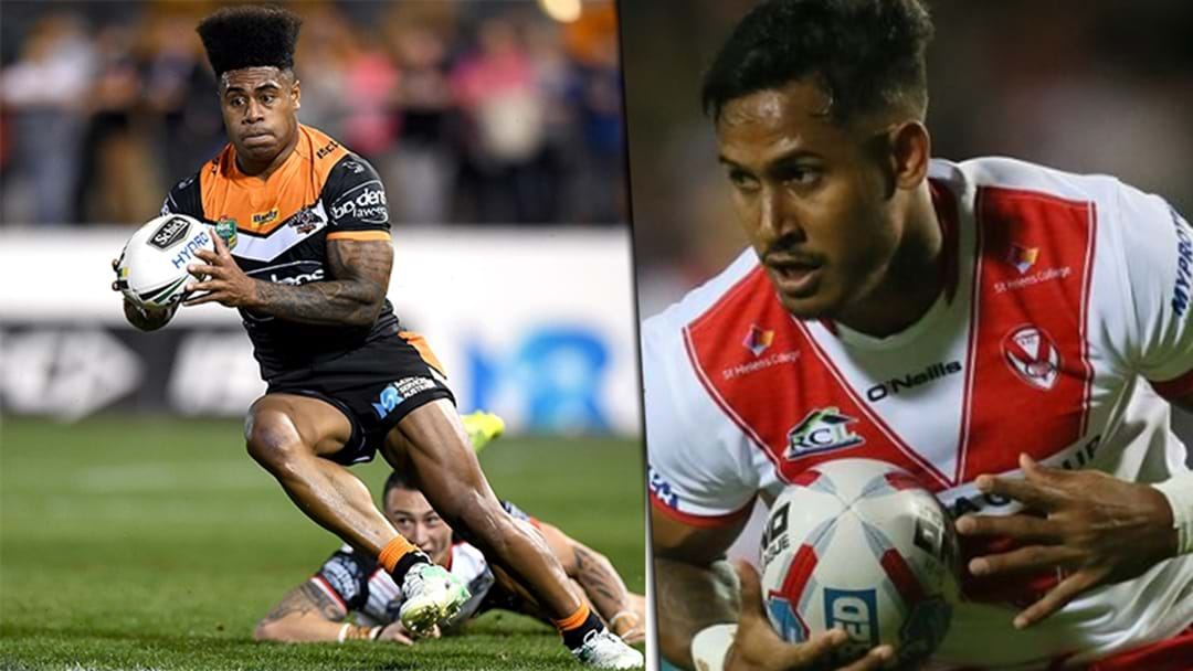 Kevin Naiqama Set To Join St. Helens Which Could Deliver Ben Barba Back To The NRL
