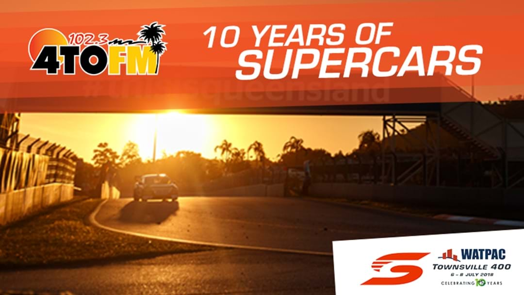 4TOFM's 10 Years of Supercars