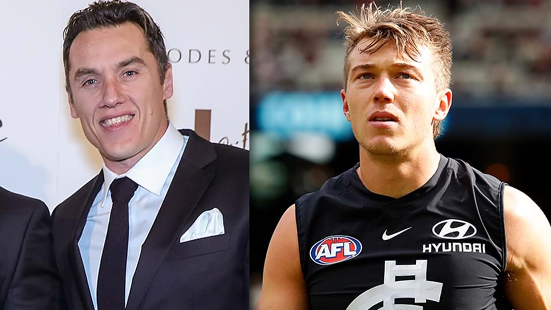 LISTEN | Anthony Koutoufides Heaps On The Praise For Patrick Cripps