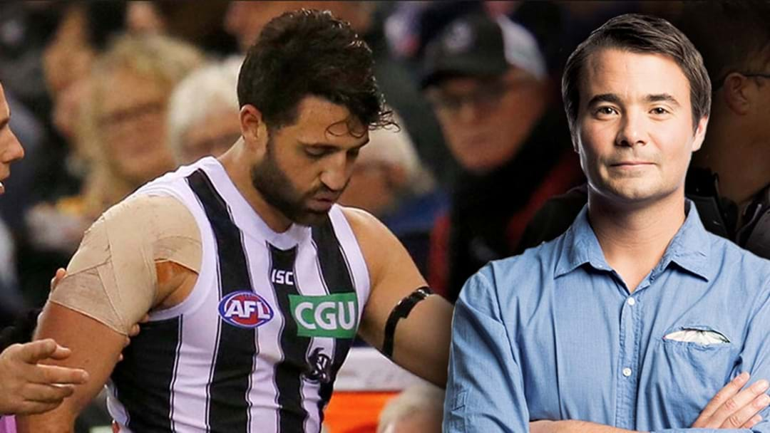 Triple M's Jay Clark Has Bad News About Alex Fasolo