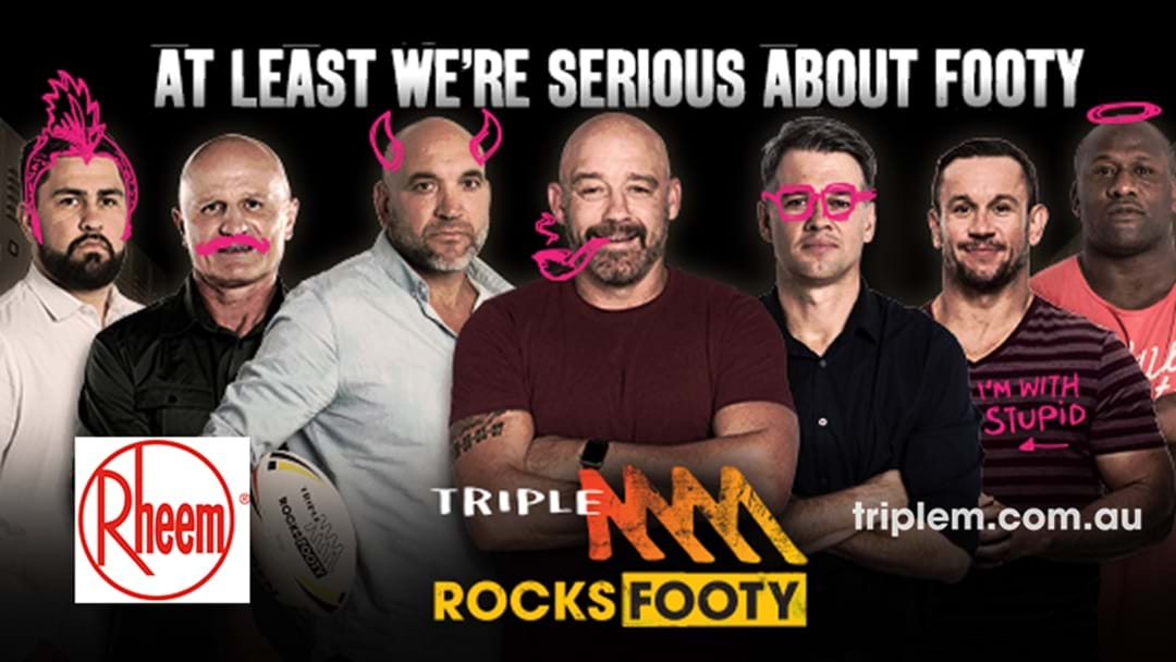 Listen LIVE: Here Are The Games Triple M Are Calling