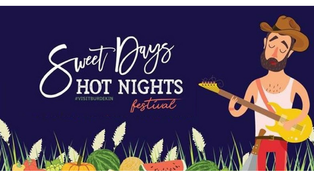 Sweet Days, Hot Nights Festival 2018