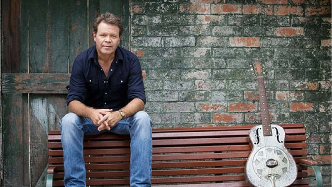 "Troy Cassar-Daley ""One Of A Kind Show"""