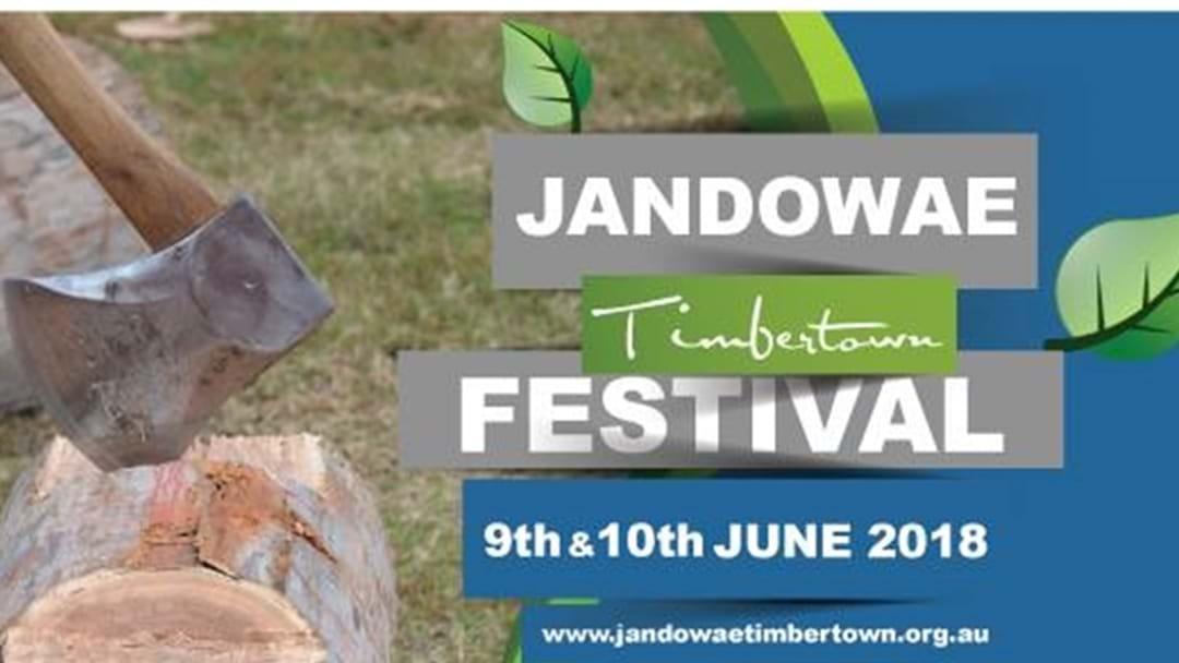 2018 Jandowae Timbertown Festival